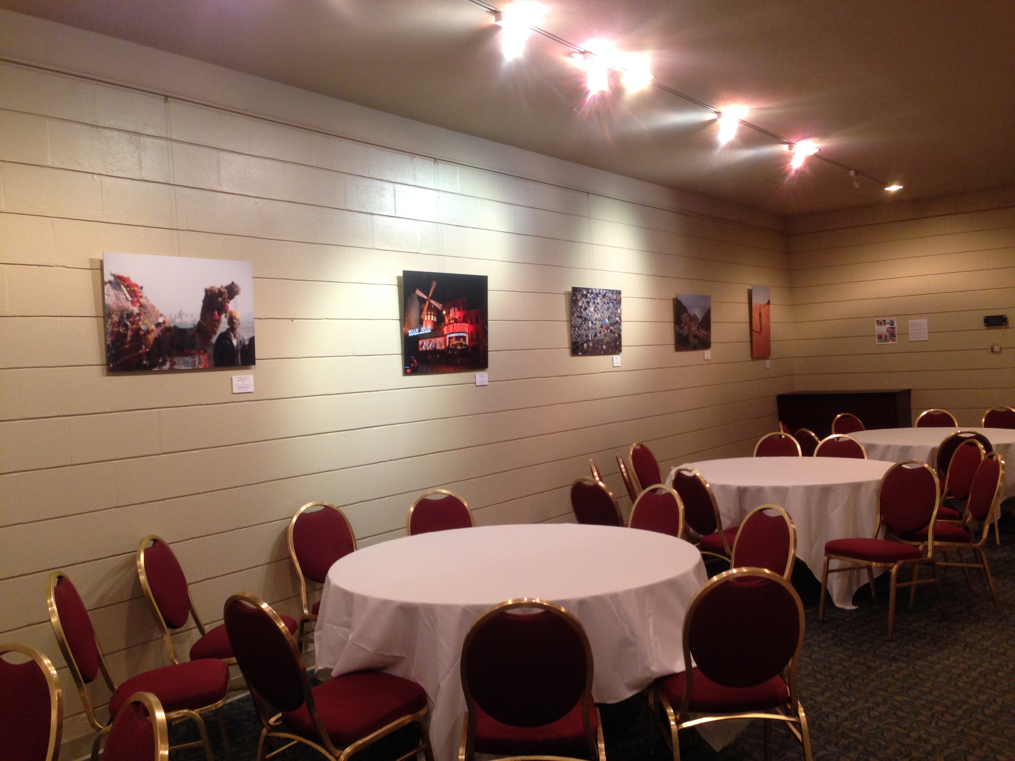 Jennifer Barbaro Exhibition Ruth Eckerd Hall 2
