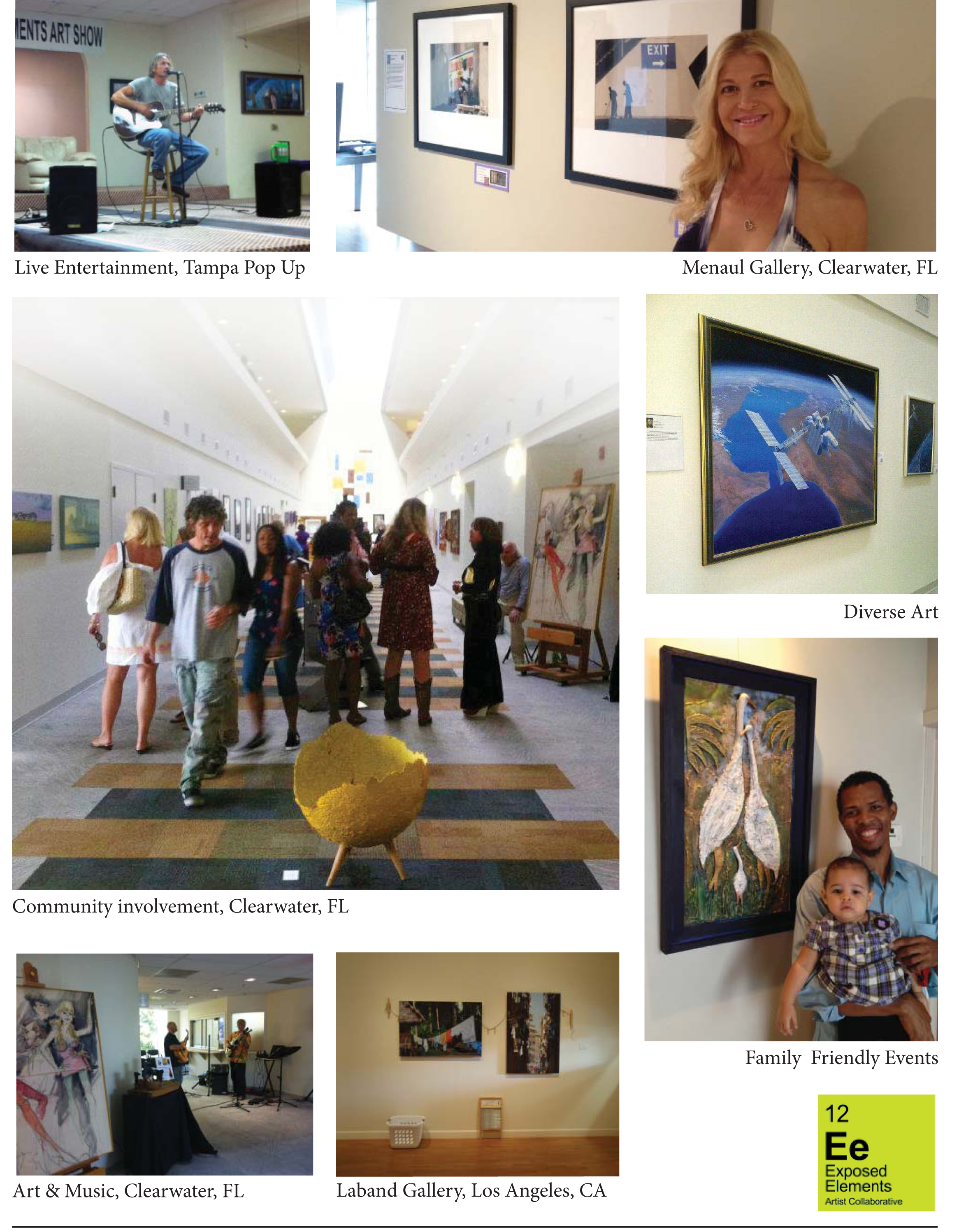 Clearwater Art Event